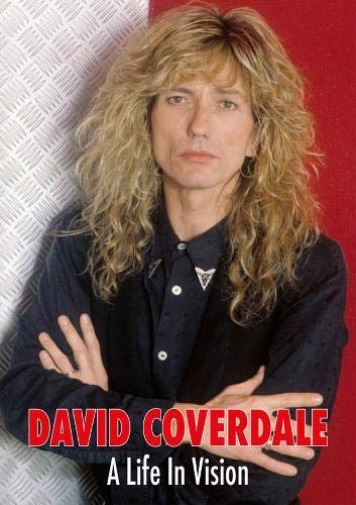 Royaume-UniDAVID COVERDALE-A LIFE IN VISION (+ FOIL  PRESENTATION CASE + P BOOK NEUF