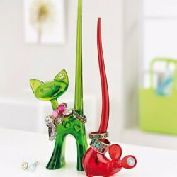 Koziol RING HOLDER Stand RINGO Mouse Fun Gift Idea made in Germany New