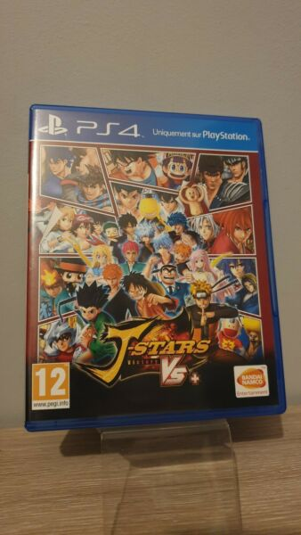 J-STARS Victory VS+ PS4 Complet Comme Neuf !!!