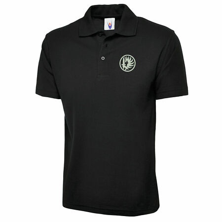img-French Army Polo Shirt, French Foreign Legion Inspired Embroidered Polo Top