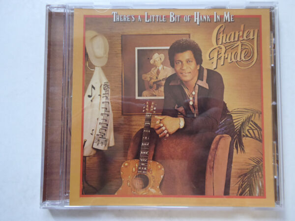 CHARLEY PRIDE <  Theres A Little Bit Of Hank In Me  > VG++ (CD)