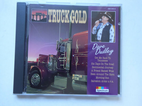 DAVE DUDLEY <  Truck Gold  > NM (CD)