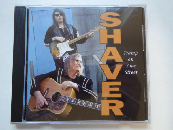 SHAVER <  Tramp On Your Street  > NM (CD)