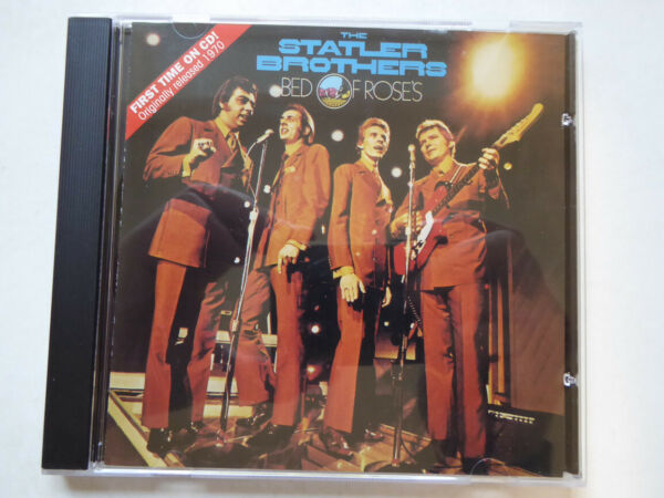 THE STATLER BROTHERS <  Bed Of Roses  > NM (CD)