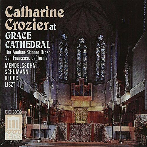 Royaume-Uni Crozier at Grace Cathedra (Crozier) CD NEUF
