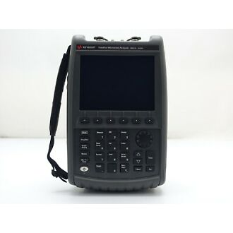Keysight N9917A: FieldFox Handheld Microwave Analyzer / 30 kHz to 18 GHz /