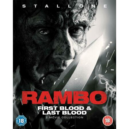 img-Rambo: First Blood & Last Blood [2019] (Blu-ray) Sylvester Stallone