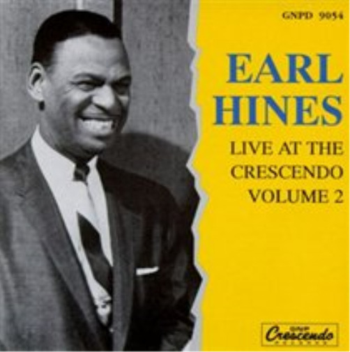 Royaume-UniEarl Hines-Live at the  CD NEUF