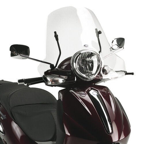PARABREZZA SPECIFICO PIAGGIO BEVERLY TOURER 125 250 300 400 KAPPA MOTO 106A