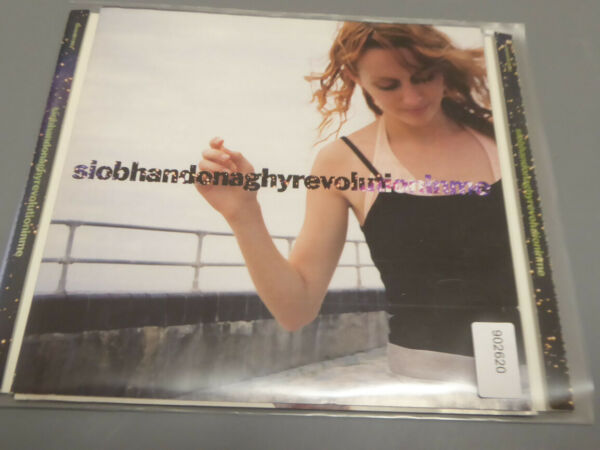 SIOBHAN DONAGHY <  Revolution In Me  > VG (CD)