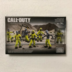 Kyпить Mega Bloks Construx Call of Duty CNC70 Hazmat Zombies Mob *New Sealed* Block Toy на еВаy.соm