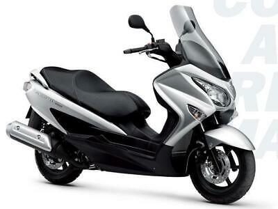 Suzuki Burgman 200, YH200, NEW 2020 model