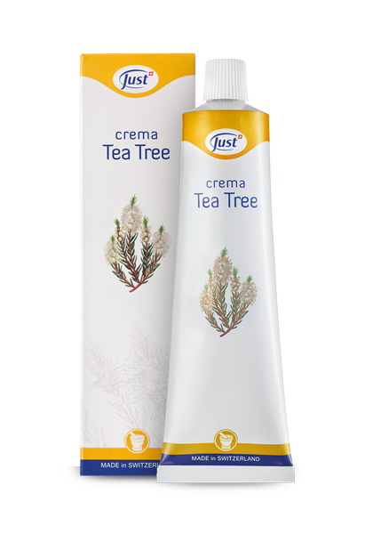 Crema Tea Tree Just 100ml