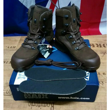 img-HAIX Boots Combat High Liability Male Brown 9m
