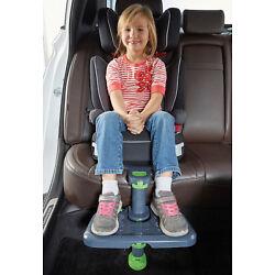 Kyпить [KneeGuardKids3] Car Seat Footrest, Booster Seat Footrest Gray (Latest Version) на еВаy.соm