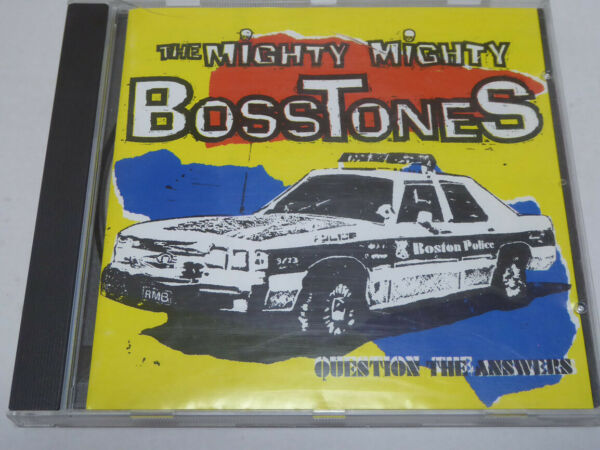 THE MIGHTY MIGHTY BOSSTONES <  Question The Answer  > VG (CD)