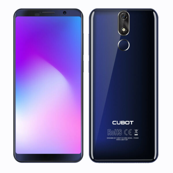 6GB+128GB Cubot POWER 4G Smartphone 5.99in Octa-core Android 8.1 6000mAh EU