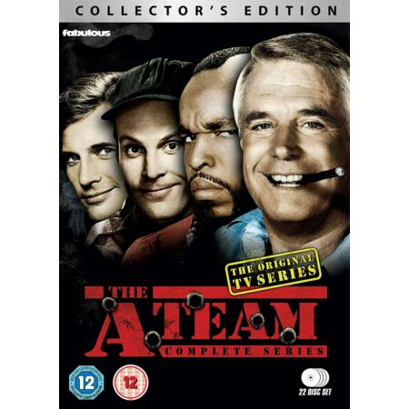 img-The A-Team - Complete Series (Collector's Edition) (DVD) Dirk Benedict