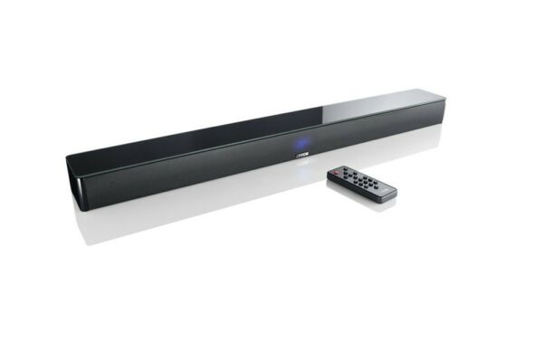 Steinfurt,DeutschlandCanton Smart Soundbar 9 schwarz , Dolby Digital® decoder, DTS Digital