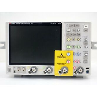 Keysight DSOV204A: Infiniium V-Series Oscilloscope / 20 GHz / 4 Analog Channels /