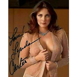 Kyпить Gorgeous Lynda Carter Wonder Woman Signed 8 X 10 Print  на еВаy.соm