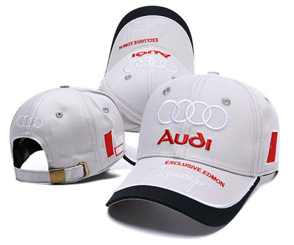 Casquette Audi - cap baseball - hat hats adjustable car