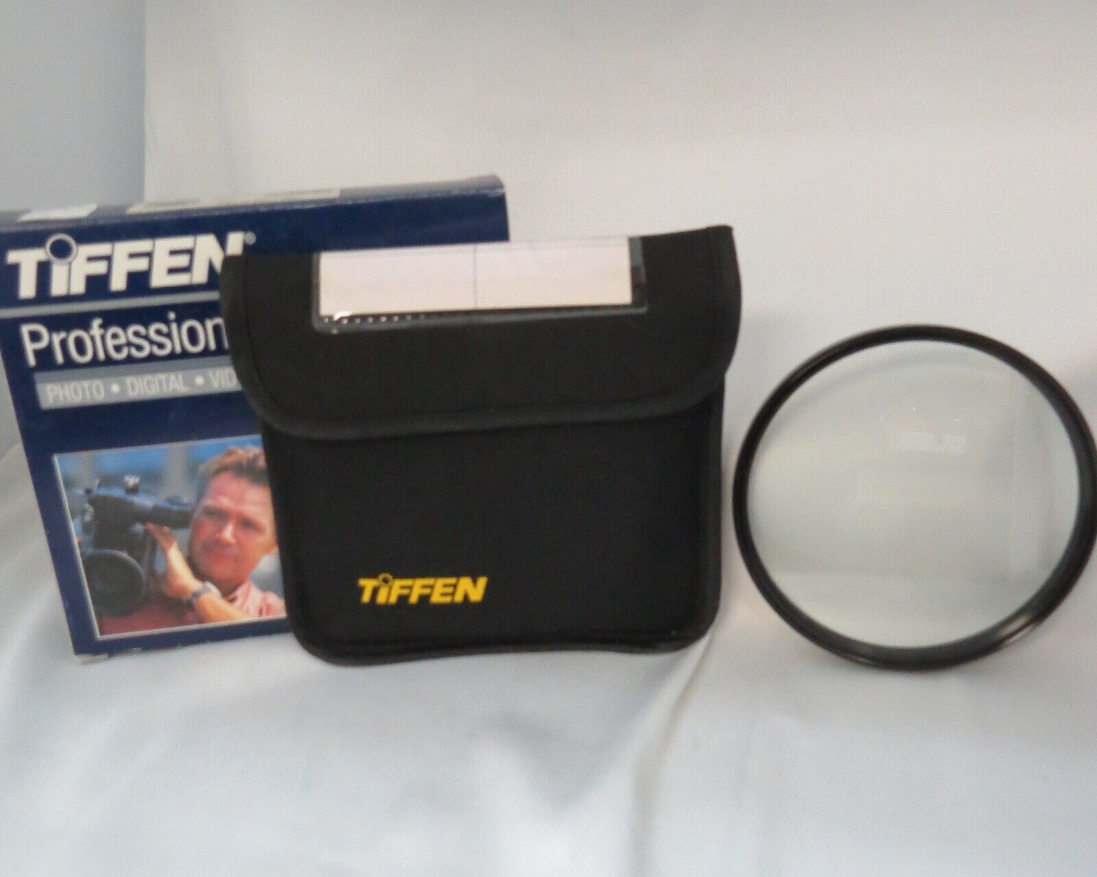 UPC 049383000573 product image for Tiffen 105c Haze Filter 105chze Uv In Box W/ Pouch | upcitemdb.com
