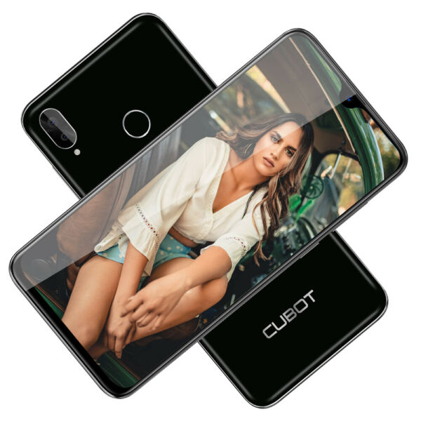 CUBOT R15 PRO 4G Android 9.0 6.26in 3GB+32GB Dual SIM 16.0MP Waterdrop Screen