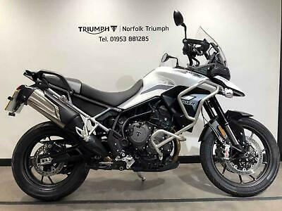 2020 Triumph TIGER 900 GT PRO Demo ready to ride - Book your test ride now Petro