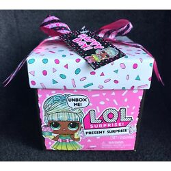 Kyпить LOL Surprise Present Gift Box Series Sister Birthday Month Party Doll In Hand на еВаy.соm