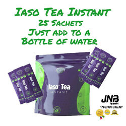 Kyпить ???????????? TLC Iaso Tea INSTANT 25 SACHETS Natural Cleanse Weight Loss  на еВаy.соm