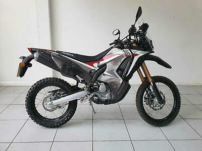 2020 Honda CRF250 RALLY ABS Pre Reg Special Offer - Save £600 off RRP Petrol bla