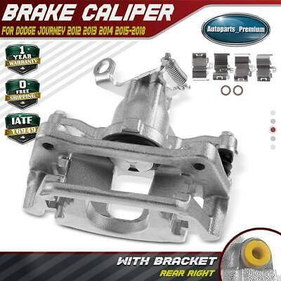 Disc Brake Caliper with Bracket for Dodge Journey 2012-2018 Rear Right Passenger