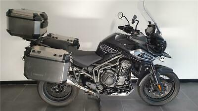 2019 Triumph TIGER 1200 XCA 1200cc Top Spec Fully Loaded XCA Adventure Bike Petr