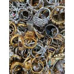 Antiques, Vintage & Modern Design Rings Lot Wearable Resellable lot