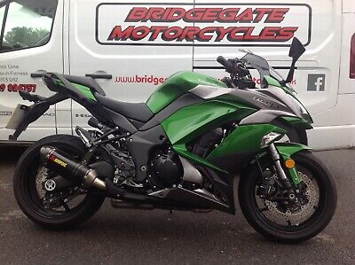 KAWASAKI Z1000SX PERFORMACE EDITION, 2018 ONLY 1422 MILES