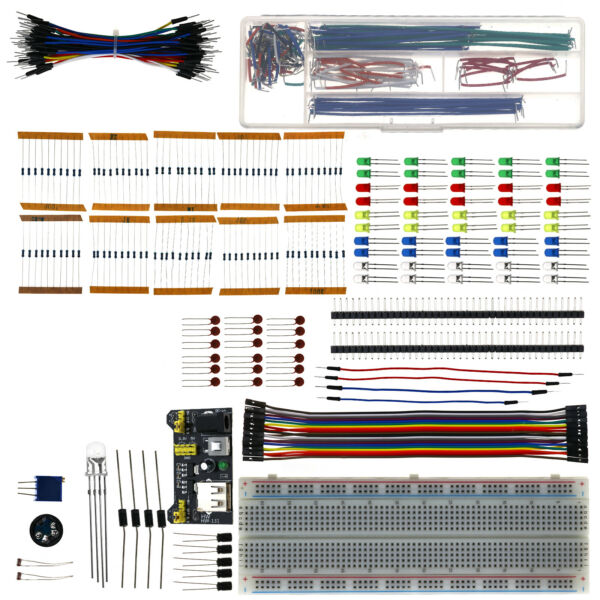 Royaume-UniFor Arduino Starter Kits IDE Power Module  Component Set With Box