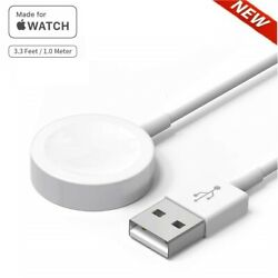 Kyпить For Apple Watch iWatch Series 5 4 3 2 1 Magnetic Charging Dock USB Cable Charger на еВаy.соm