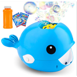 Kyпить Bubble Machine Whale Fish Party Automatic Bubble Maker Indoor/Outdoor на еВаy.соm