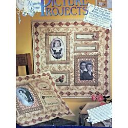 Memory Lane Picture Projects Quilt Kit Sealed