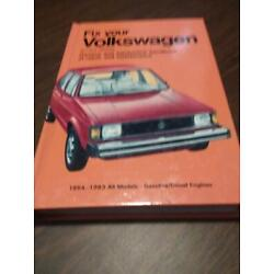 Fix Your Volkswagon by Johnson, Larry ,,,1954 TO 1983 MODELS,,,,NEW CONDITION!!!