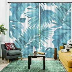 Branch Light Forgetful 3D Curtain Blockout Photo Printing Curtains Drape Fabric