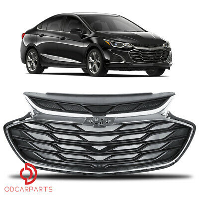 Fits 2019 2020 Chevrolet Cruze Front Upper Grille Assembly Factory Replacment