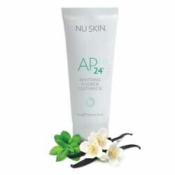 Kyпить New Look! Nuskin Nu Skin AP-24 Whitening Fluoride Toothpaste 4oz June 2022 на еВаy.соm