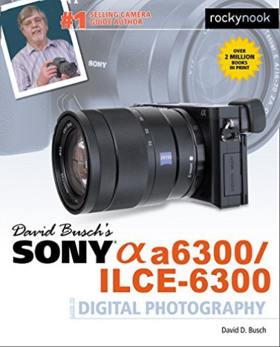 Royaume-UniDAVID D. -SONY ALPHA A6300/ILCE-6300 GUIDE BOOK NEUF