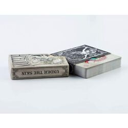 Kyпить Under the Skin Halloween Poker Playing Card by Acelion Cardistry LIMITED EDITION на еВаy.соm