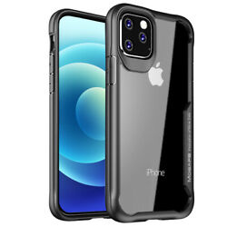 Kyпить For iPhone 12 Mini, 12 Pro, 12 Pro Max Case CRYSTAL CLEAR Ultra Slim Clear Cover на еВаy.соm