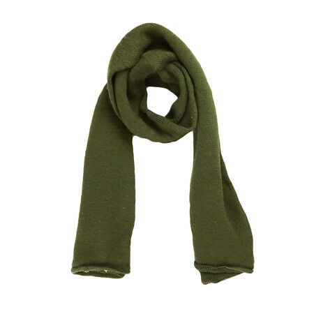 img-Army Wool Scarf Original US Military Issue Tactical Scarves Hiking Neck Warmer