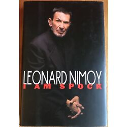 Kyпить Star Trek Actor Leonard Nimoy Autograph Book, FIRST EDITION на еВаy.соm