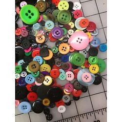 Kyпить Craft Sewing Buttons Lot  300 Various Sizes Types Colors Vintage/new на еВаy.соm